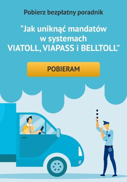 Jak uniknąć mandatów w systemach viaTOLL, Viapass i BellToll: porady ekspertów E100