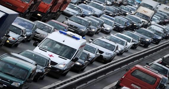 W Rosji wzrośnie kara za nieustąpienie drogi karetce
