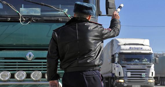 Kierowcy ciężarówek będą pozbawiani prawa jazdy za przekroczenie wagi