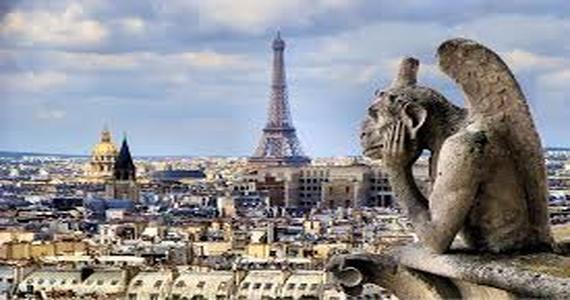 W Paryżu ograniczono wjazd dla ciężarówek o niskiej klasie ekologicznej