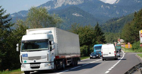 Austria: w Tyrolu ruch ciężarówek będzie regulowany przez specjalny system