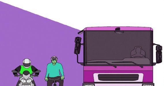 Nowe wymogi dotyczące bezpiecznej pracy ciężarówek w Europie