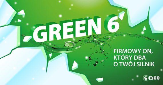 Z paliwem zimowym Green 6 wschodnia zima Ci niestraszna!