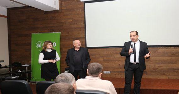 Е100 в Киеве: конференция для международных перевозчиков