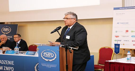 Walne zebranie delegatów ZMPD