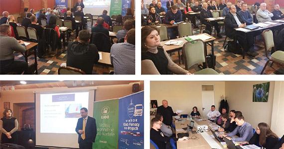 В Литве прошел обучающий семинар от Е100