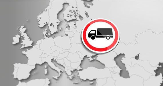 Europa: ograniczenia ruchu ciężarówek w okresie świątecznym