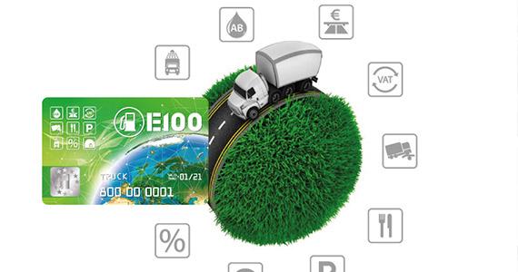 Karta E100 również dla małej firmy