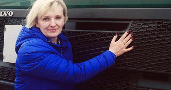 Женщина-дальнобойщик в Беларуси: реальная история